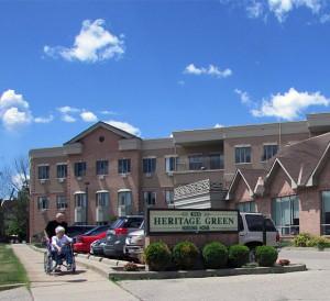 heritage green nursing home