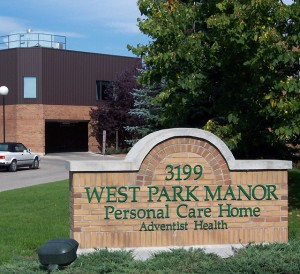 west park manor personal care home
